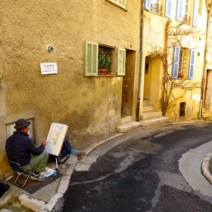 haut-de-cagnes-painter